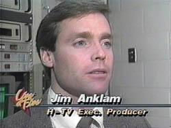 Jim Anklam, Executive Producer