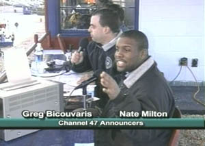 NNPS-TV announcers